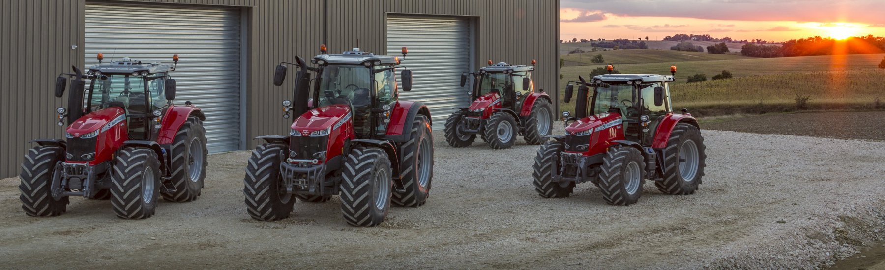 Massey Ferguson 5711 S Dyna-4 | Tractoren | Occasions