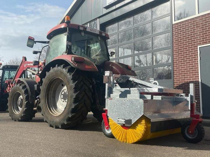 XL rolbezem afgeleverd aan een melkveebedrijf in de regio
