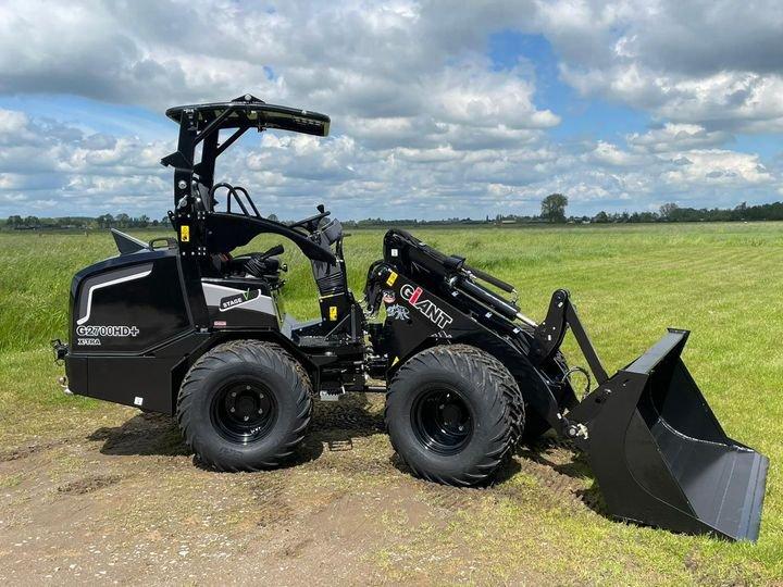 Giant black edition G2700 X-TRA HD