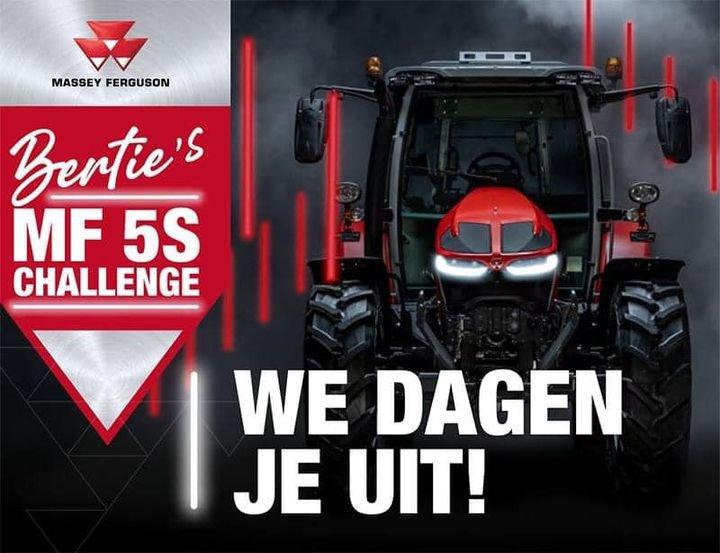 Doe mee aan de nieuwe MF 5S challenge!