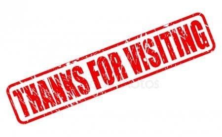Alle bezoekers op onze stand in de Evenementenhal bedankt!